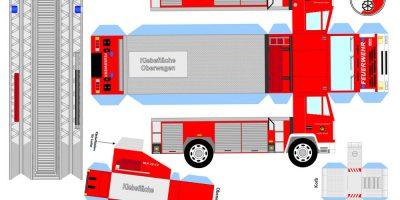 Coole Vorlagen für Feuerwehrfans!