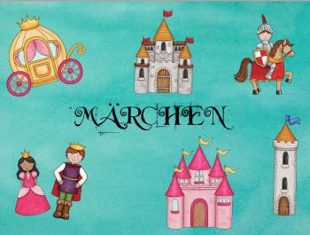 Türschild für Märchenfans