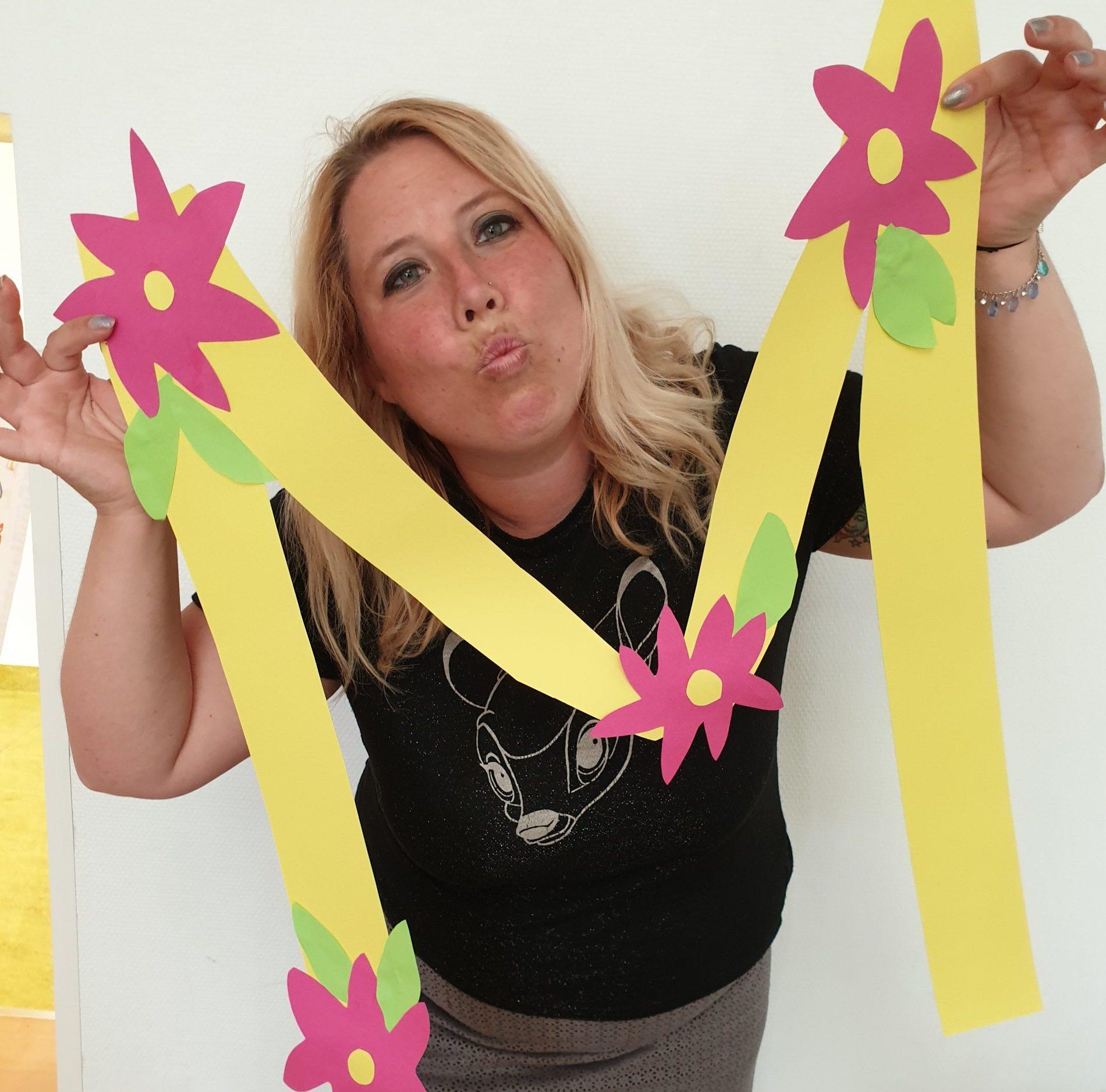 M A M A – Foto für den Muttertag
