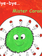 Bilderbuch Bye-bye Mister Corona zum Download