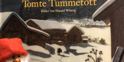 Tomte Tummetott von Astrid Lindgren mit Basteltipp